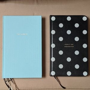 2 Kate Spade Journal and Pregnancy Journal